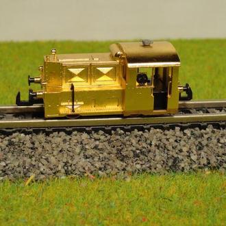 (1150) шасси дизеля Arnold Kof II в масштабе N (1:160) без мотора!!!
