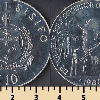 САМОА 10 ТАЛА 1980