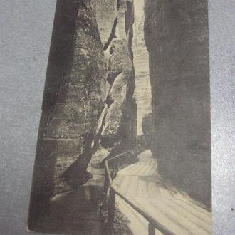открытка Адршпашско-Теплицкие скалы 1925  №1258