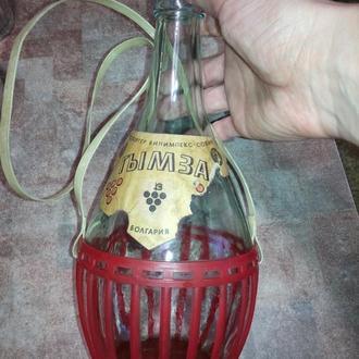 Пляшка з вина , бутылка винная