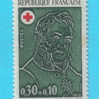 Франция Ми 1815-16, 1972 год MNH, серия