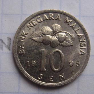 МАЛАЙЗИЯ, 10 сен 1995 года.