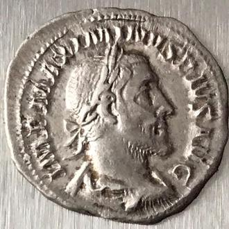 Рим Империя Гай Юлий Вер Максимин Фракиец Gaius Iulius Verus Maximinus Thrax 235 238 г денарий