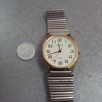 часы наручные полет кварц ссср позолота №455