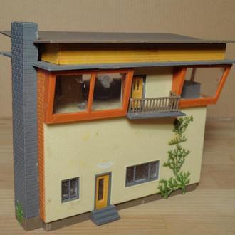 (1600) строение для макета в масштабе H0 (1:87)