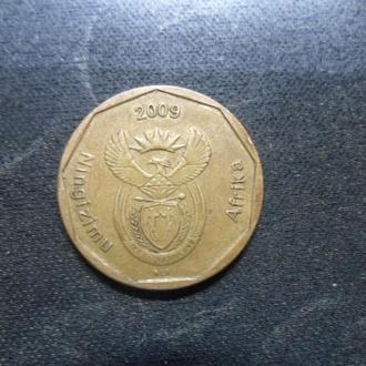 ЮАР 50 центов 2009