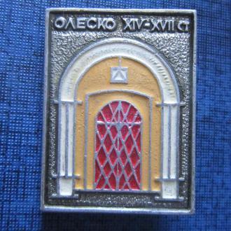 Значок Олеско