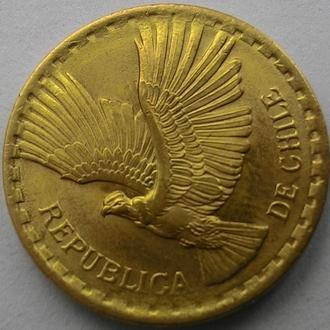 Чили 2 сентаво 1968 год