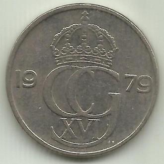 Швеция Карл XVI Густав 50 оре 1979U