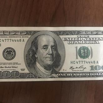 100 $