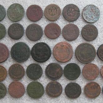 Монети ЦР 32 шт.