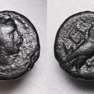 Троада, м.Абідос, 320-200 до н.е. – Аполлон / орел
