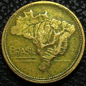 Бразилия, 1 крузейро 1945 год