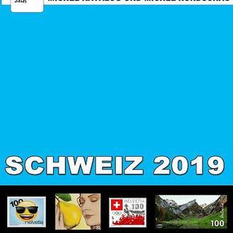 2019 - Michel - Швейцария - *.pdf