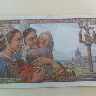 100 франков  1943 года  Франция