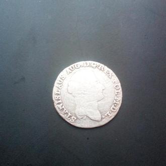 4 гроша 1793 год