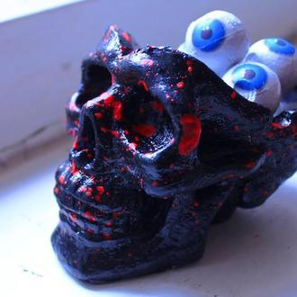 Пепельницы - черепа