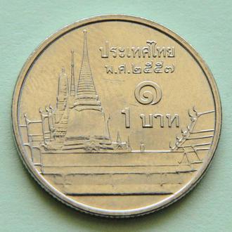 (А) Таиланд 1 бат 2014