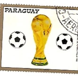 Парагвай Paraguay (№734)