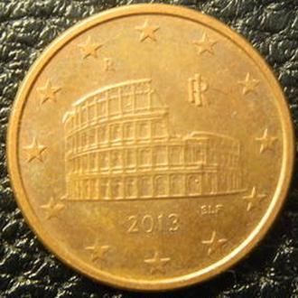 5 євроцентів 2013 Італія