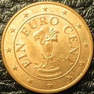 1 євроцент 2015 Австрія