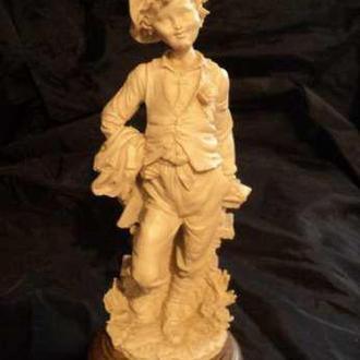 Оригинальная авторская статуэтка из Англии раритет антиквариат подарок