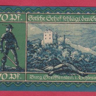 Германия Нотгельд г.Greiffenberg. 1шт.