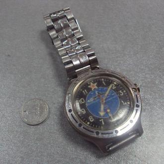 часы наручные командирские антимагнитные подводная лодка амфибия №142