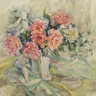 Натюрморт «Розы» (4). Бражник Е.