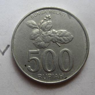 500 рупий 2003 г., ИНДОНЕЗИЯ.