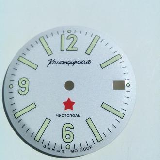 Циферблат на часы Восток 2214.