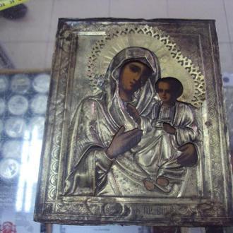 икона иверская богородица №17
