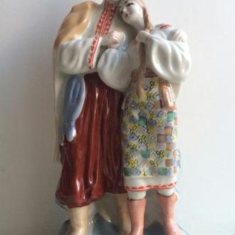 """Фарфоровая статуэтка """"Майская ночь"""""""