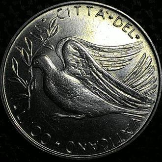 Ватикан 100 лир 1976