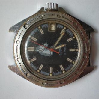 Часы наручные Восток СССР с лошадью автоподзавод рабочие 1005