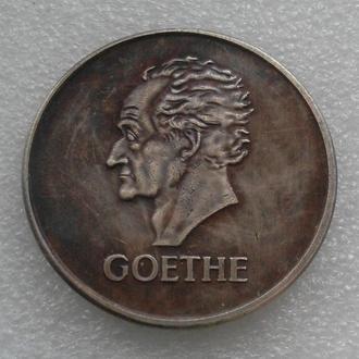 5 марок 1932 года 100 лет смерти Гете 1832 копия