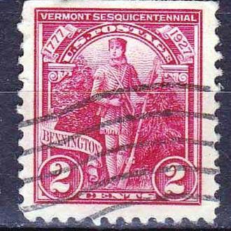USA / США   1927  г - б.з сторона