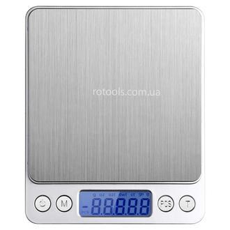 Весы ювелирные электронные до 3000 гр. погрешность 0,1г