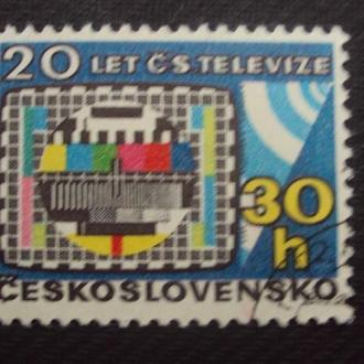 ЧССР 1977 гаш.