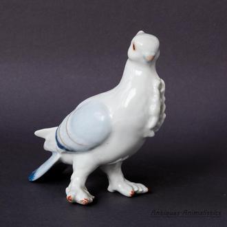 Фарфоровая статуэтка фарфор Румыния ARPO Королевский голубь