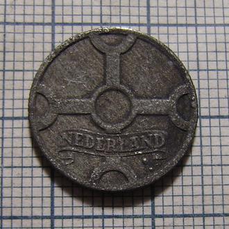 Нидерланды, 1 цент 1943 г
