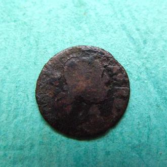 солид боратинка 1659—1668 г