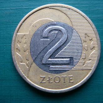 Польша 2 злотых 2010