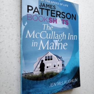 Jen McLaughlin,  James Patterson. The McCullagh Inn in Maine.