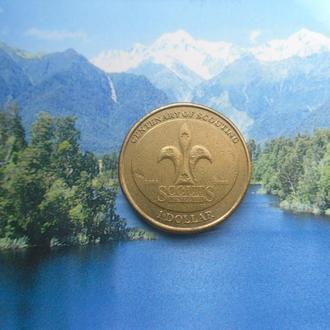 Австралия 1 доллар 2008 года