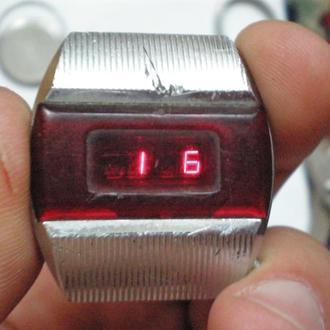часы электроника 1 пульсар 27092