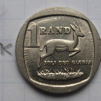 ЮАР, 1 ранд 1991 года.
