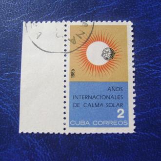 Куба. Эмблема