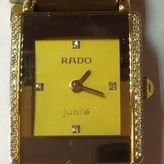 Rado diastar jubile gold diamond swiss made. Эксклюзив Оригинал