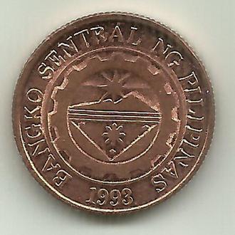 Филиппины 10 сентаво 1997 aUNC